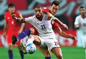 Ashkan Dejagah Misses Russia Friendly
