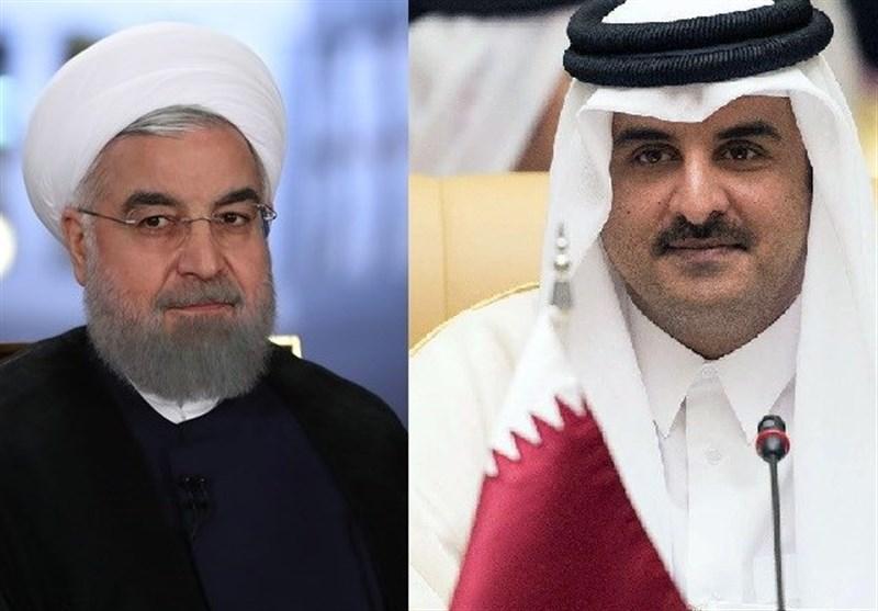 Qatar Lauds Iran's Support