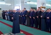 بالفیدیو .. الرئیس الأسد بین أهالی مدینة قارة بعد صلاة عید الأضحى المبارک