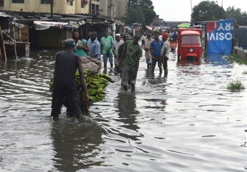 نائیجیریا میں طغیانی سیلاب سے 100 افراد ہلاک