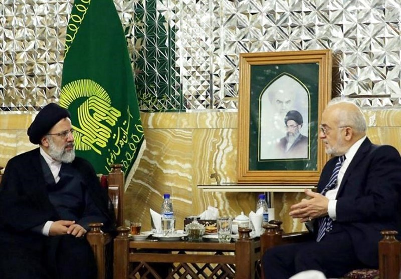 وزیر خارجه عراق و تولیت آستان قدس