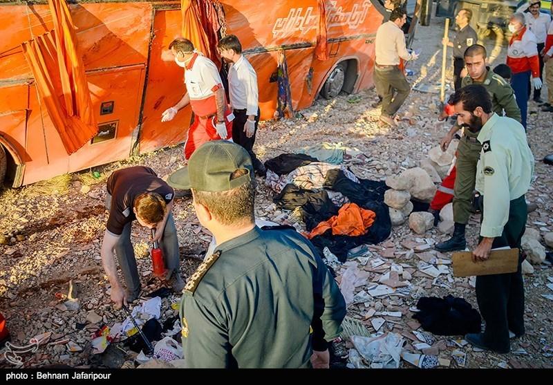 ورود مجلس به حادثه واژگونی اتوبوس دانشآموزان هرمزگانی