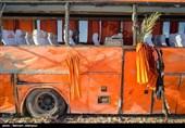 واژگونی اتوبوس در محور قم ـ کاشان/ 3 نفر کشته و 12 مسافر مجروح شدند