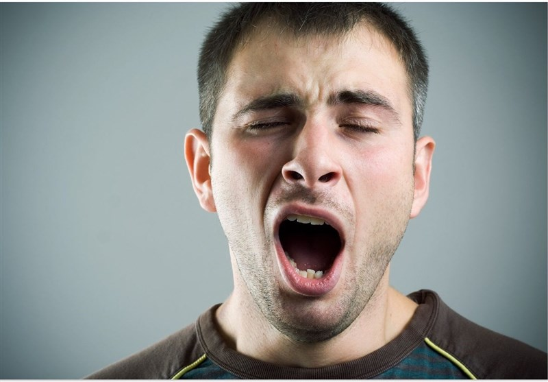 Yawning englisch