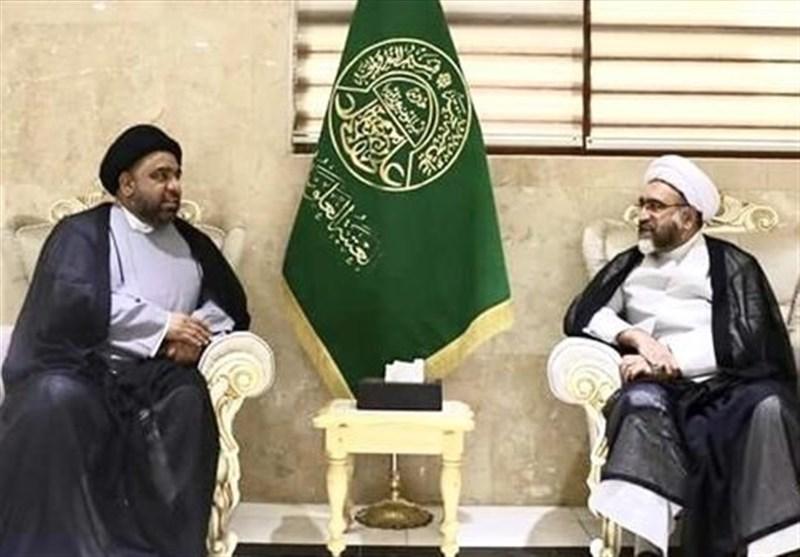 حجتالاسلام والمسلمین مروی: النُجَباء ایک جہادی تنظیم کا مصداق کامل اور اعلیٰ نمونہ ہے