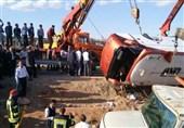 سه هفته آینده؛ ارائه گزارش نهایی واژگونی اتوبوس دانشآموزان