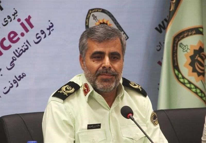 اجرای 122 برنامه همزمان با هفته نیروی انتظامی در سیستان و بلوچستان