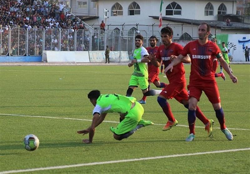صعود نساجی به رده دوم جدول با شکست مس/ ادامه روند بدون پیروزی شهرداری ماهشهر