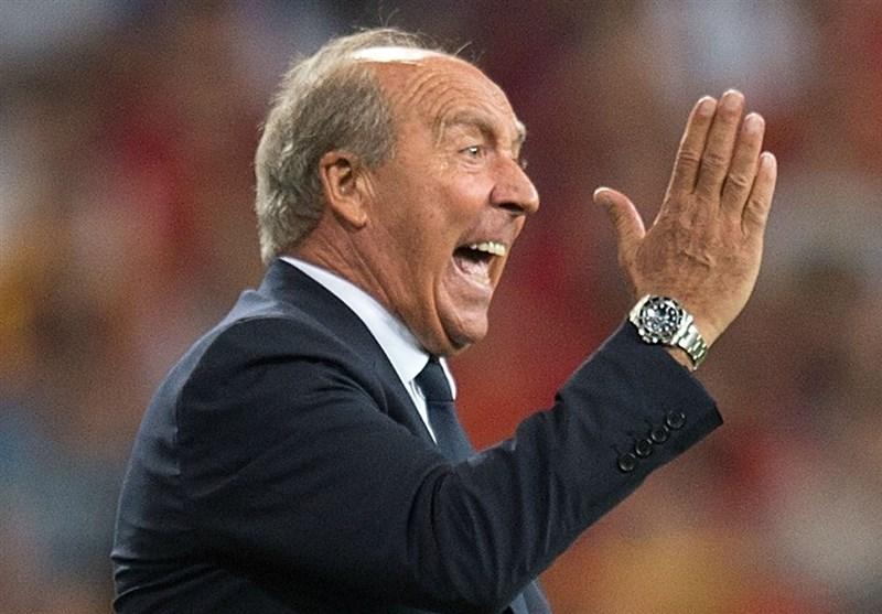ونتورا گزینه اول جانشینی کونته در تیم ملی ایتالیا نبود