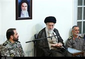 Air Defense at Front Line of Defending Iran: Leader