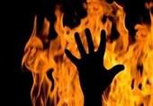 فیلم/ آتش زدن چندین شهروند توسط اوباش در پایتخت