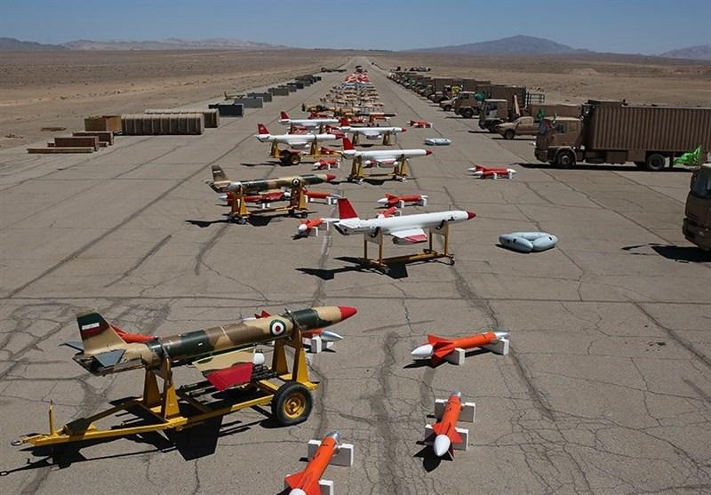 ازاحة الستار عن اول حظیرة طائرات من دون طیار