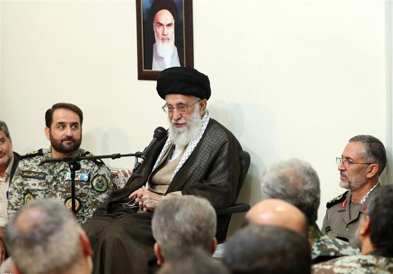 Hava Kuvvetleri İran'ın Varlık Ve Haysiyetini İleri Hatlarda Savunmaktadır