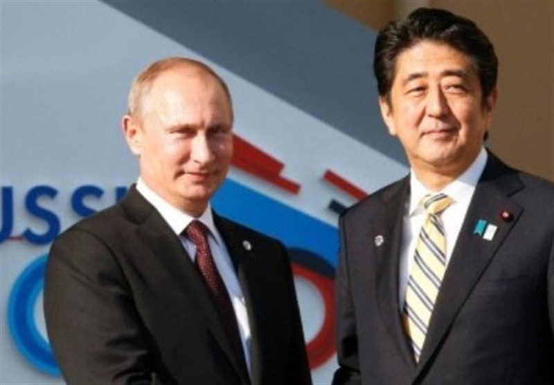 Japanese PM Lauds Putin's Strong Spirit, Love of Russia