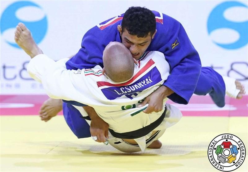 Iran's Saeid Mollaei Wins Bronze at IJF Grand Prix
