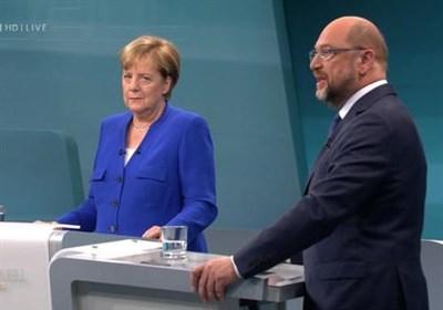 کاهش محبوبیت ائتلاف بزرگ در آلمان در آستانه شکل گیری دوباره