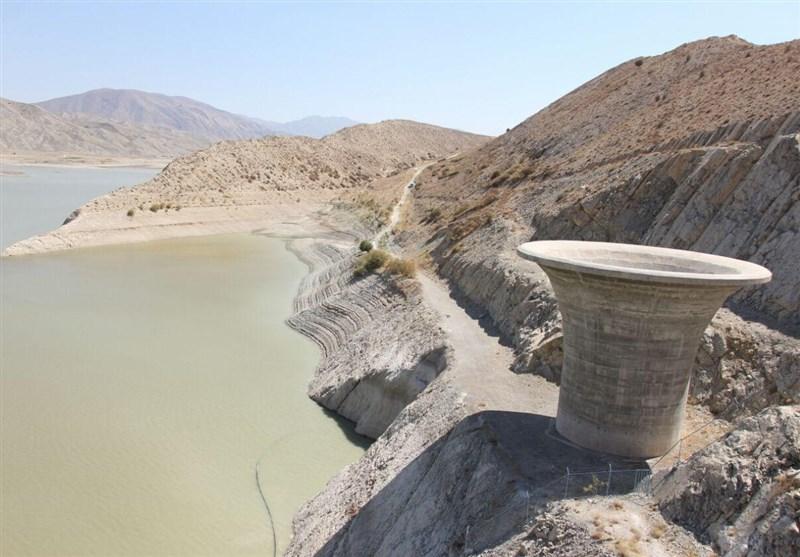 66درصد از ظرفیت سدهای خراسان شمالی خالی است