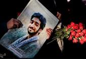 برپایی نمایشگاه کتاب «راه ماندگار» به یاد شهید حججی