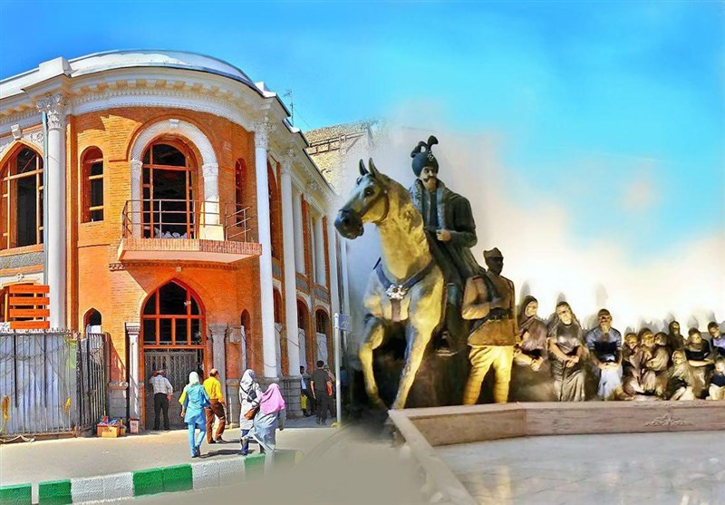 San'ati Museum in Tehran Home to 6,000 Art Pieces