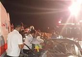 تعداد کشتههای تصادف محور لار - بندرعباس به 9 نفر افزایش یافت