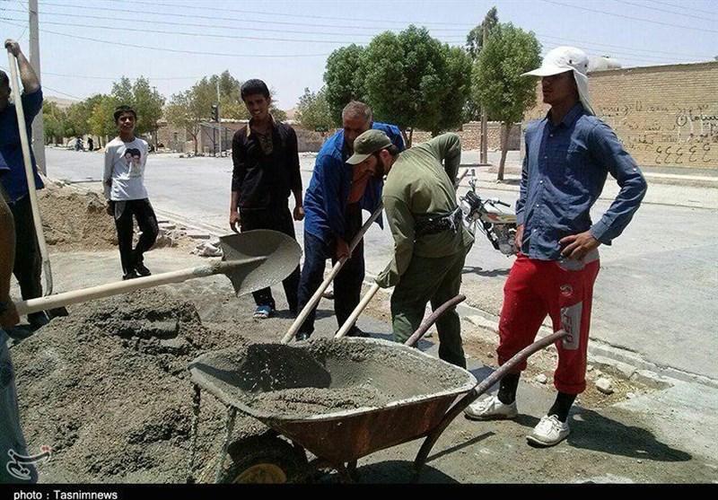 گروههای جهادی تا پایان ماه صفر به مناطق محروم استان اردبیل اعزام میشوند