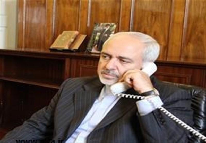 وزیرا خارجیة ایران وفرنسا یبحثان الاتفاق النووی
