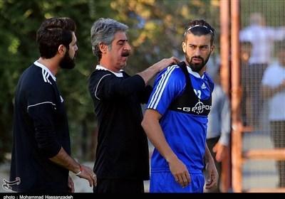 رضاییان: کسی به خودش اجازه نداده در تیم ملی بی انضباطی کند/ امکانات پِک با باشگاه های اروپایی برابری می کند