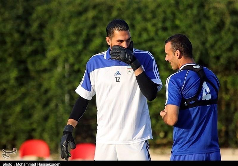 حسینی: نمیتوانیم بگوییم چه تیمهایی حریفان تدارکاتی خوبی هستند/ همیشه آماده هستم!