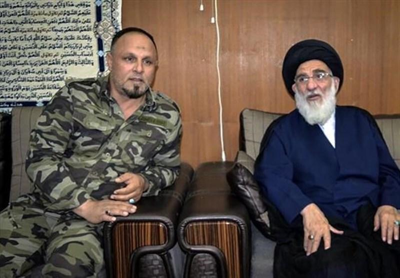 آیة الله شاهرودی: ایران تساند جمیع حرکات المقاومة