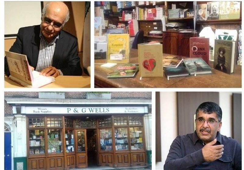 دیدار احمد دهقان و مرادی کرمانی با مخاطبان انگلیسیزبان در لندن