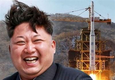 کیم جونگ اون موشک کره شمالی