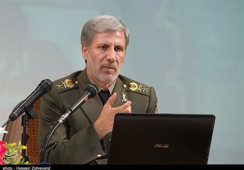 Defense Minister Dismisses Israeli Threat, Warns of Iran's Harsh Response