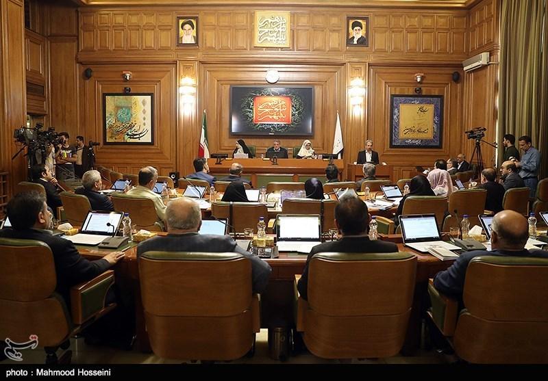 حاشیه در شورای شهر تهران در خصوص رأیگیری مکانیزه