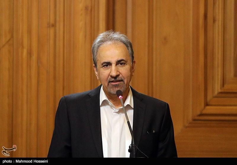 ادای سوگند شهردار تهران در شورای شهر تهران