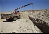 یاسوج  پروژه آبرسانی به دهدشت غربی توسط قرارگاه سازندگی خاتم اجرایی میشود