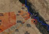 ارتش سوریه دیرالزور را آزاد کرد