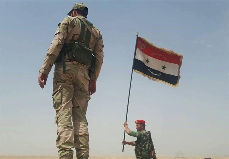 دیرالزور کو داعشی دہشت گردوں سے آزاد کرالیا گیا