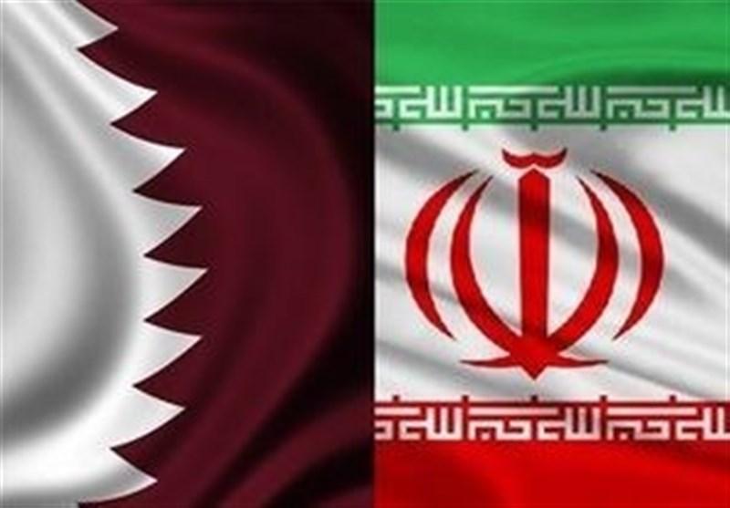 وزیر الطرق وبناء المدن الایرانی یلتقی امیر دولة قطر