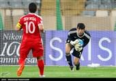 دیدار تیم های فوتبال ایران و سوریه