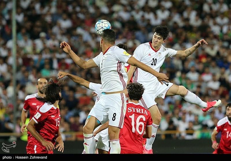 İran'la Berabere Kalan Suriye Dünya Kupasına Katılma Şansını Yakaladı