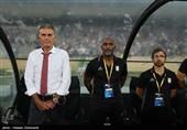 دیدار تیم های فوتبال ایران و سوریه -2