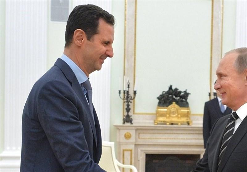 بوتین یأمر بعودة جزء کبیر من القوات الروسیة من سوریا