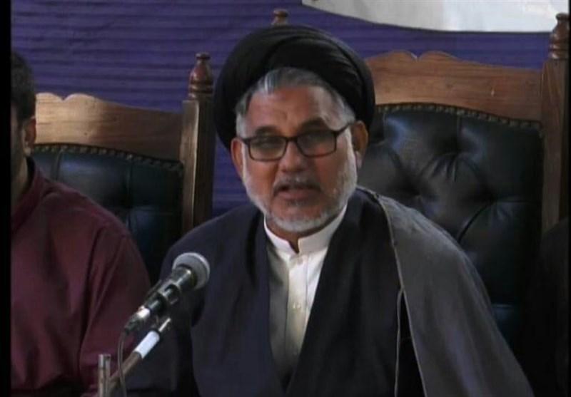 فیصل رضا عابدی کی گرفتاری متعصبانہ، علامہ حسن ظفر نقوی