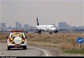 رزمایش پدافند غیرعامل قطع برق در فرودگاه کرمان اجرا شد