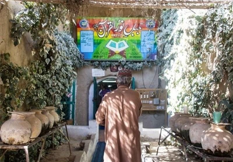جبلالنور پاکستان؛ بزرگترین محل نگهداری قرآن در جهان/ میزبانی از ۹ میلیون جلد کلامالله + تصاویر ,