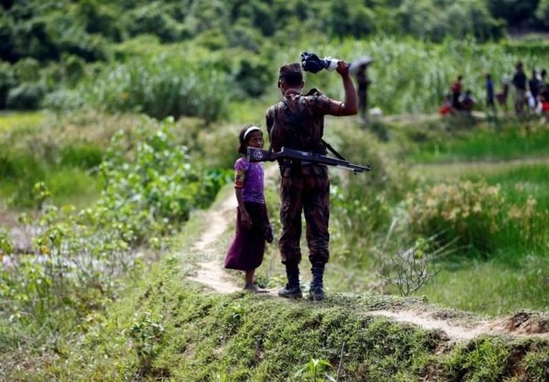 IRGC Says Ready to Help Myanmar Muslims