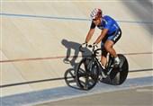 دوچرخهسواری پیست قهرمانی آسیا|مدال برنز قهرمانی آسیا بر گردن دانشور