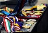 مراسم اهدای مدال های المپیک علیرضا دبیر به موزه آستان قدس رضوی