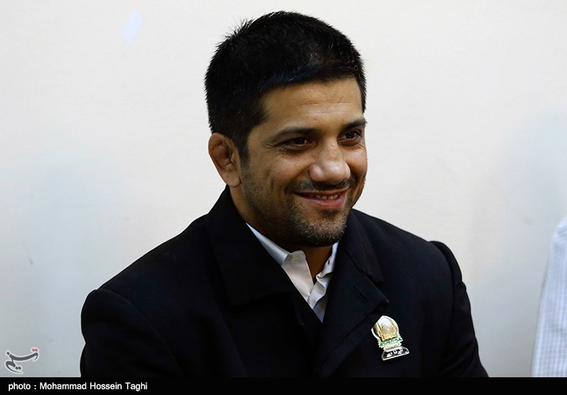 Iran Wrestling Federation Elects New President