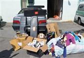 کشف کالای قاچاق در تویسرکان 20 درصد افزایش یافت